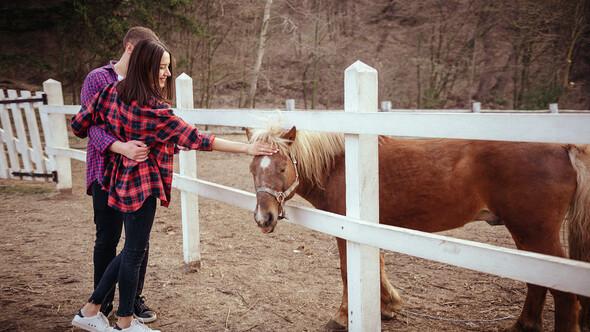 Love story Камила и Стас - фото №38
