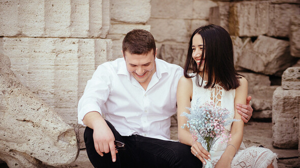 Love story Камила и Стас - фото №23
