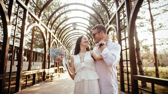 Love story Камила и Стас - фото №10