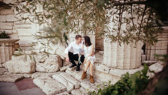 Love story Камила и Стас - фото №22