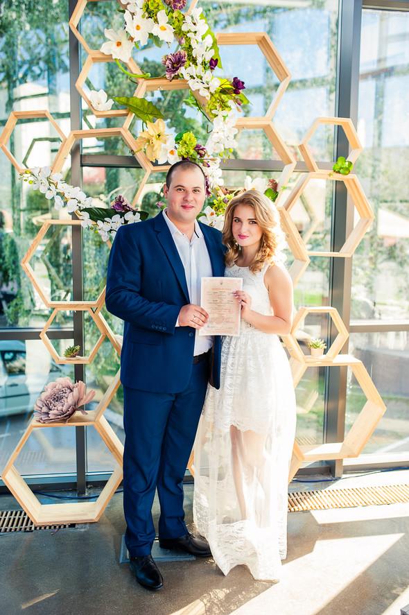 Вика и Алексей - фото №5