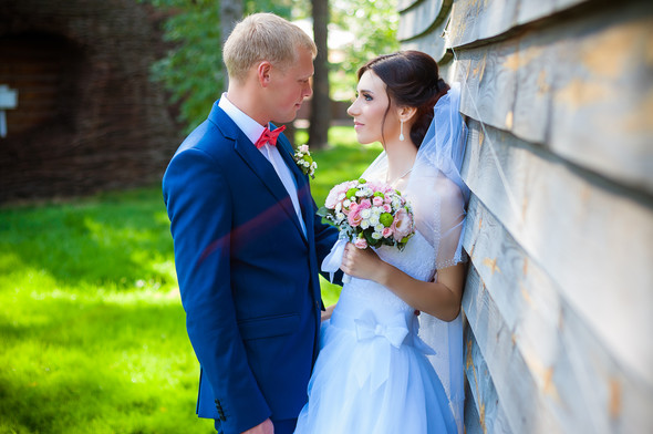 Юля и Дима - фото №14