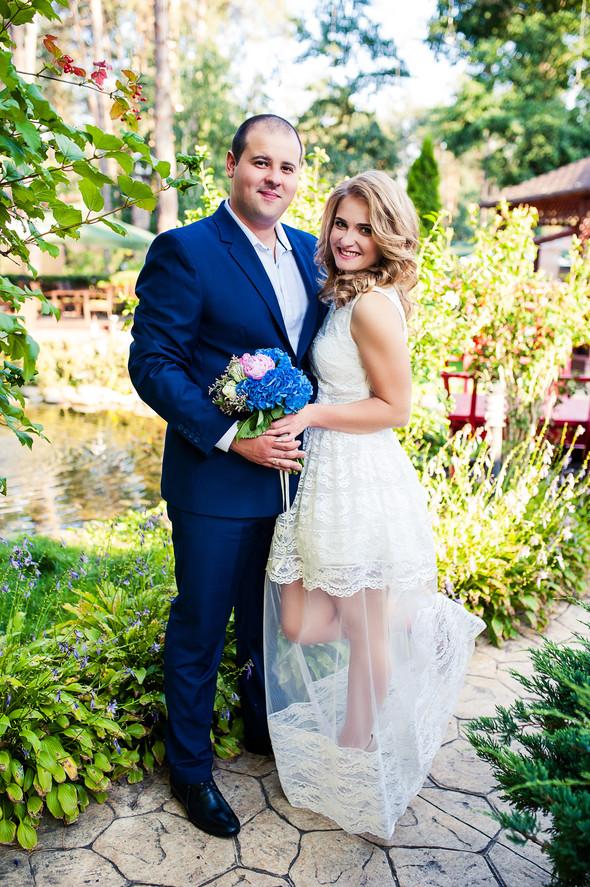 Вика и Алексей - фото №14