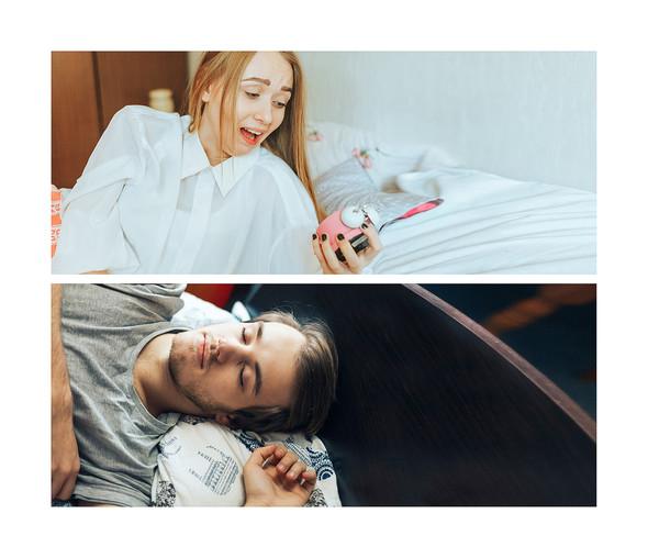 Love Story Игоря и Кристины - фото №3
