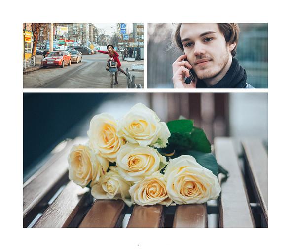 Love Story Игоря и Кристины - фото №18