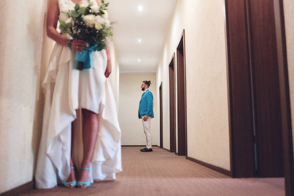 Свадьба Миши и Алисы - фото №17