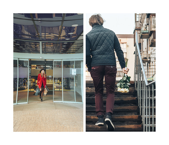 Love Story Игоря и Кристины - фото №16