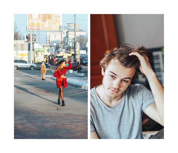 Love Story Игоря и Кристины - фото №11