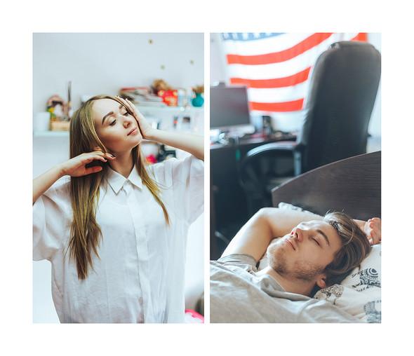 Love Story Игоря и Кристины - фото №4