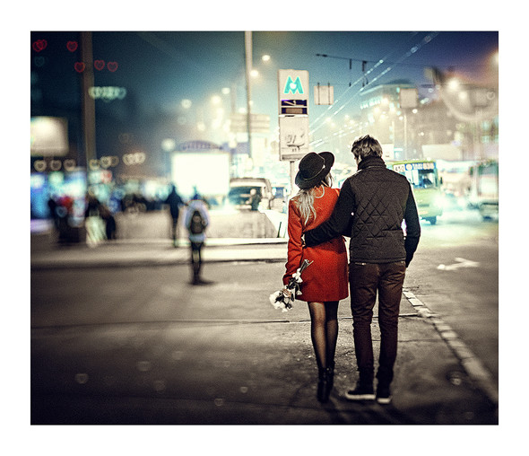Love Story Игоря и Кристины - фото №26