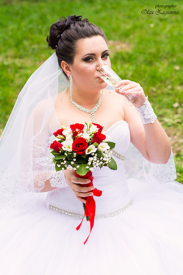 Свадьба Аллы и Вани  - фото №13