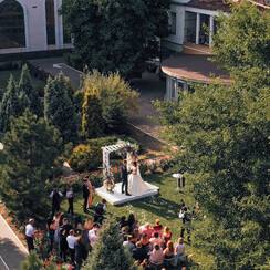 event/decor studio Romantic - свадебное агентство в Мариуполе - фото 4