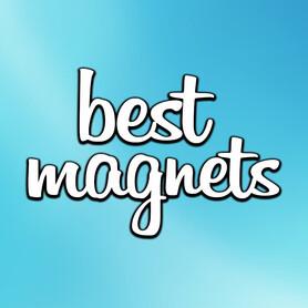 BestMagnets - магнитики-подарки гостям на свадьбе