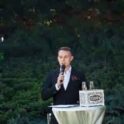 Марко Литвин (Litvin_events) - ведущий в Харькове - фото 1