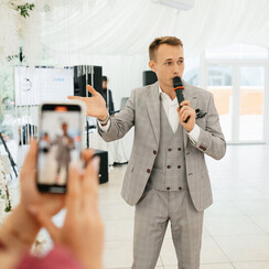 Марко Литвин (Litvin_events) - ведущий в Харькове - фото 2