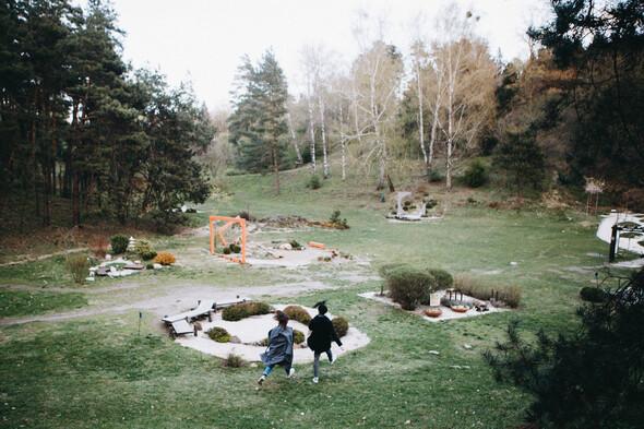 Любовь в бот саду - фото №5