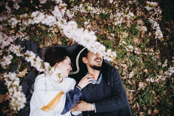 Любовь в бот саду - фото №4