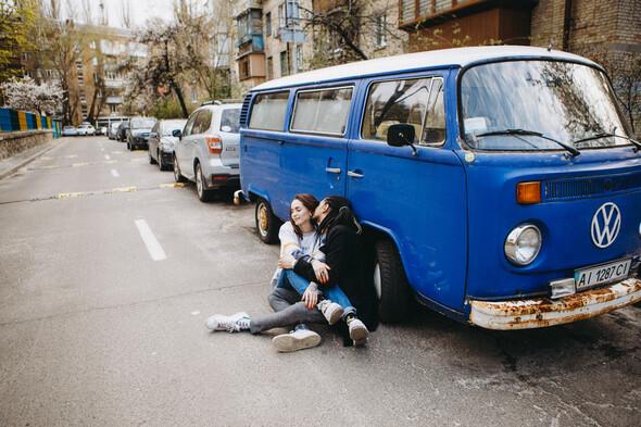 Любовь в бот саду - фото №2
