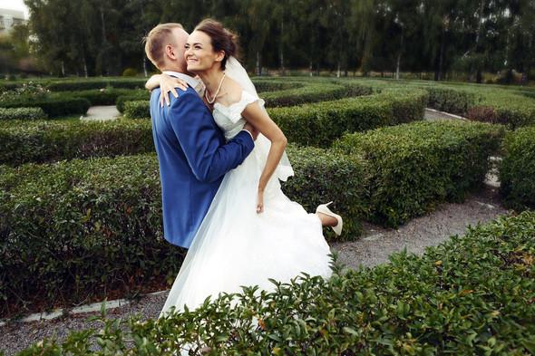 Наташа и Олег - фото №12