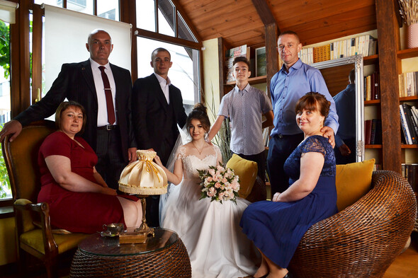 Свадьба Евгения+Ирина  - фото №14