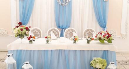 СКИДКА! При заказе свадебного декора в васильковом цвете скидка 20 %