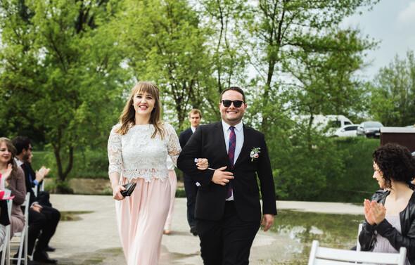 Brazilian-Ukrainian wedding - фото №34