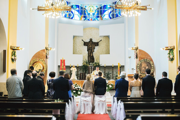 Brazilian-Ukrainian wedding - фото №31