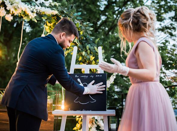 Brazilian-Ukrainian wedding - фото №49