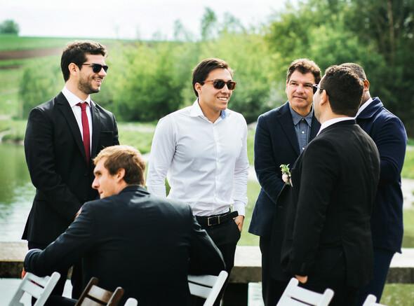 Brazilian-Ukrainian wedding - фото №47