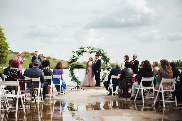 Brazilian-Ukrainian wedding - фото №36
