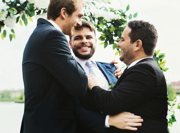 Brazilian-Ukrainian wedding - фото №46