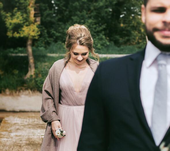 Brazilian-Ukrainian wedding - фото №1