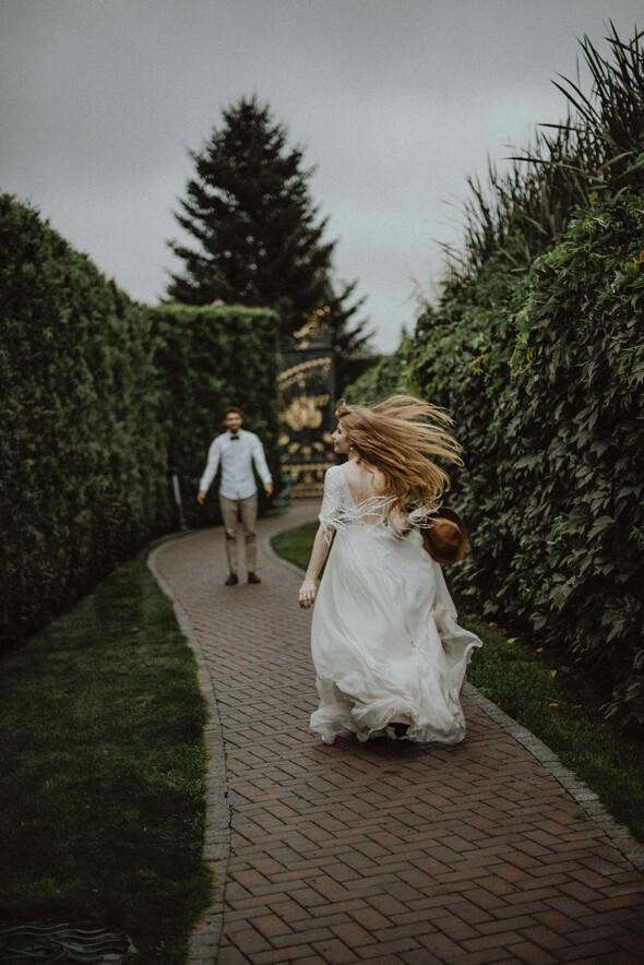 Дождливая история Дениса и Яны - фото №41