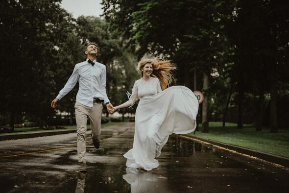 Дождливая история Дениса и Яны - фото №7