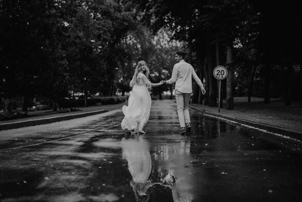 Дождливая история Дениса и Яны - фото №6
