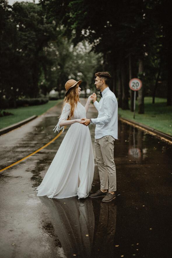 Дождливая история Дениса и Яны - фото №5