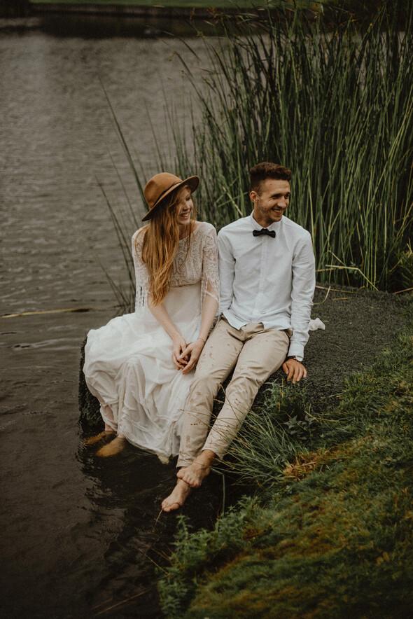 Дождливая история Дениса и Яны - фото №26