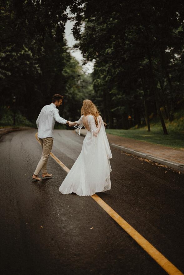 Дождливая история Дениса и Яны - фото №24