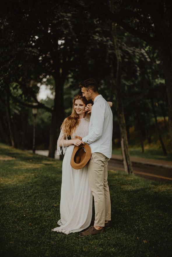 Дождливая история Дениса и Яны - фото №12