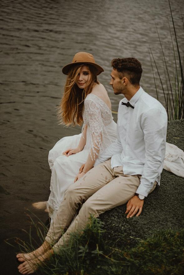 Дождливая история Дениса и Яны - фото №28