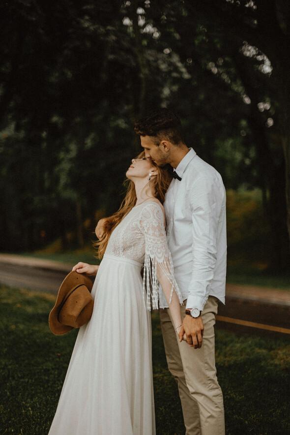 Дождливая история Дениса и Яны - фото №10