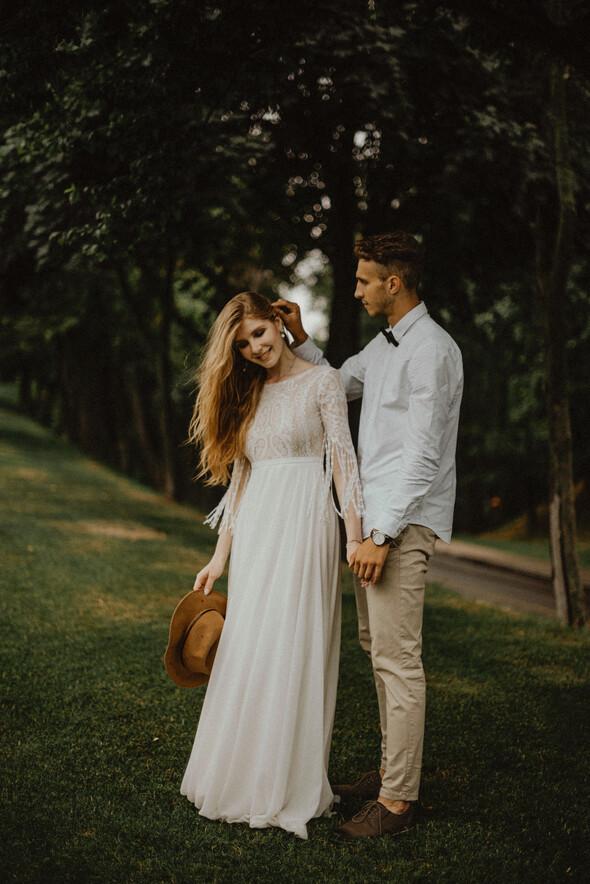 Дождливая история Дениса и Яны - фото №9