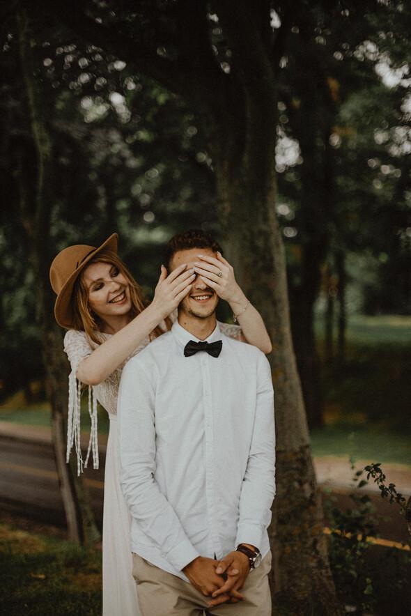 Дождливая история Дениса и Яны - фото №19