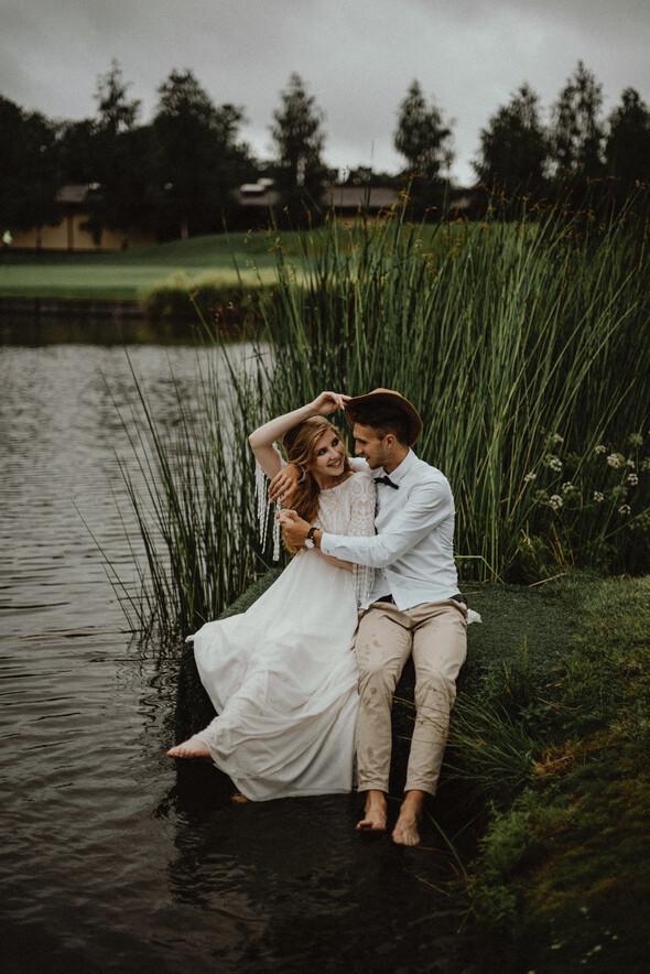 Дождливая история Дениса и Яны - фото №34