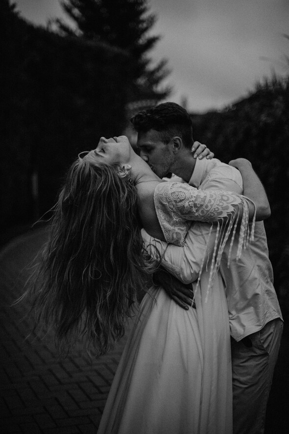 Дождливая история Дениса и Яны - фото №43