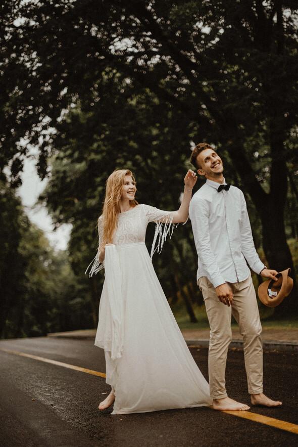 Дождливая история Дениса и Яны - фото №22