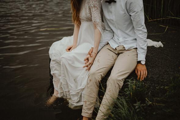 Дождливая история Дениса и Яны - фото №31