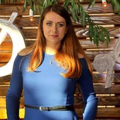 Анастасия Слюсарчук - свадебное агентство в Киеве - фото 1