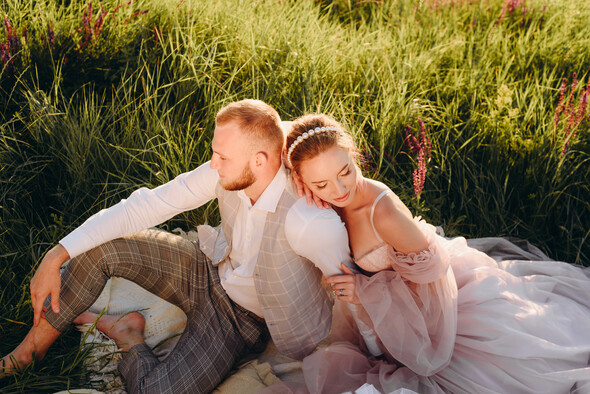 Анастасия и Дмитрий - фото №11