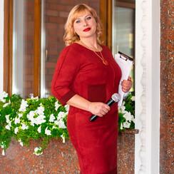 Наталья  Цветанович - ведущий в Лисичанске - фото 1